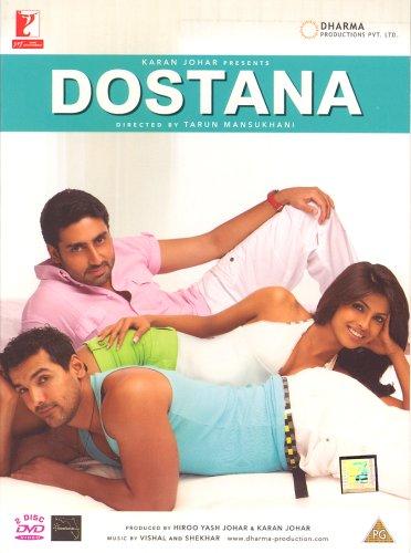Dostana (2008) (Bollywood Movie / Indian Cinema / Hindi Film DVD/ Comedy/ Love Story) [NTSC] [Region 1]