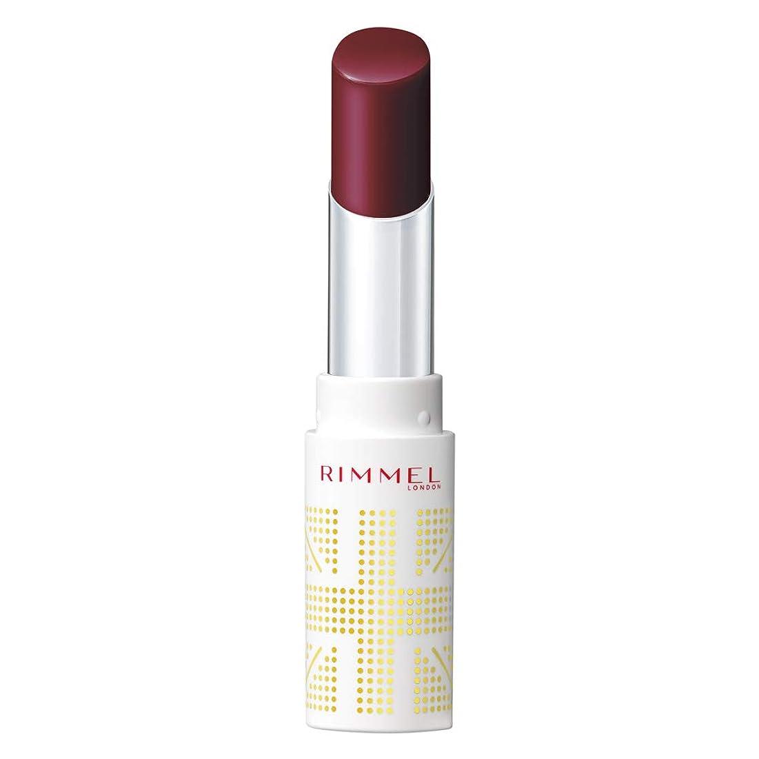 ボイド発掘主流Rimmel (リンメル) リンメル ラスティングフィニッシュ オイルティントリップ 006 バーガンディ 3.8g 口紅