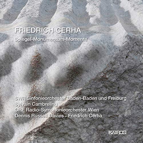 Sylvain Cambreling, SWR Sinfonieorchester des Südwestrundfunks & Radio-Symphonieorchester Wien