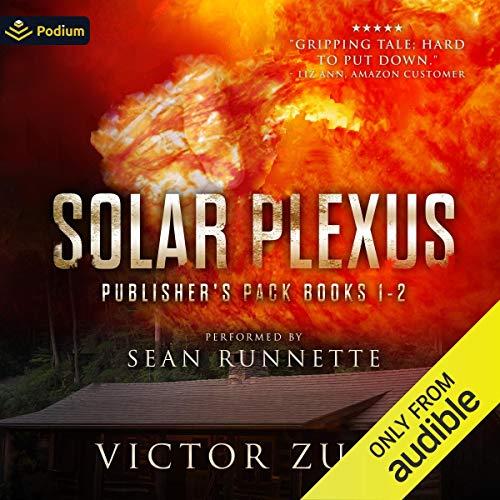 Solar Plexus: Publisher's Pack cover art