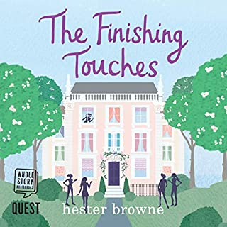 The Finishing Touches                   De :                                                                                                                                 Hester Browne                               Lu par :                                                                                                                                 Lara J. West                      Durée : 11 h et 38 min     Pas de notations     Global 0,0