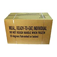 MRE Meal, Ready To Eat, US Rations, EPA case