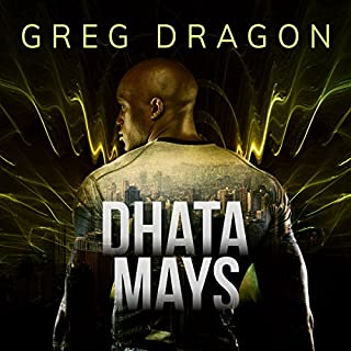 Dhata Mays audiobook cover art