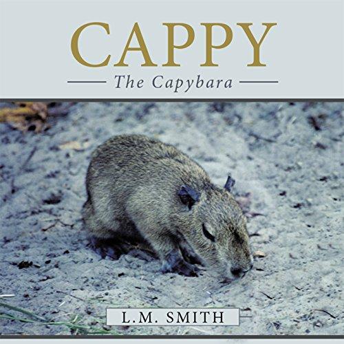 Cappy: The Capybara (English Edition)