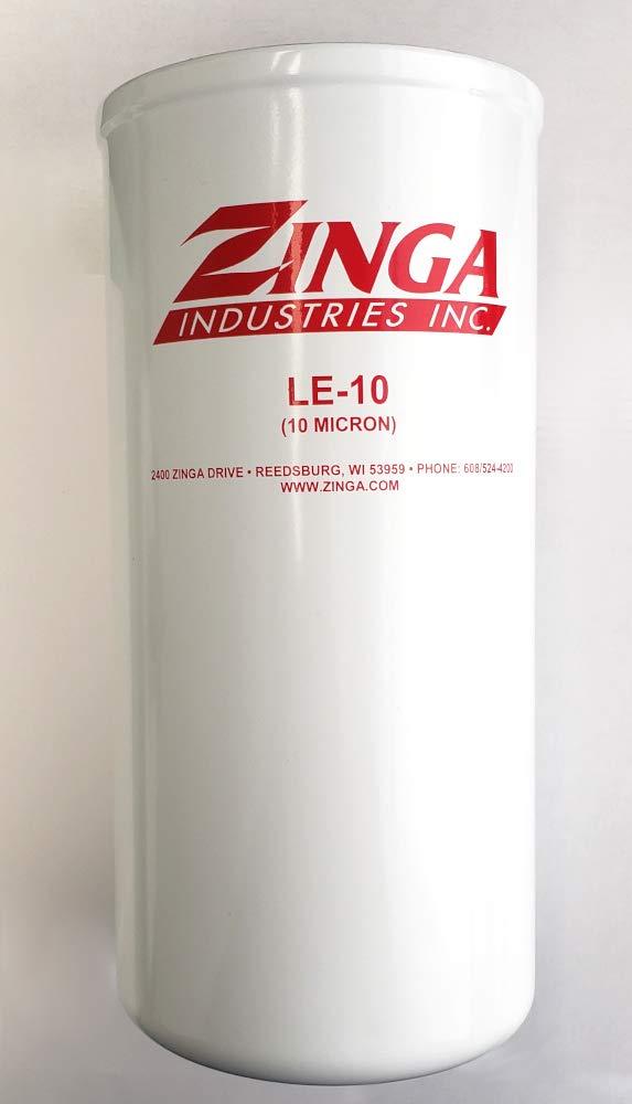 ZA LE-10 2 Pack - Zinga Spin on 2