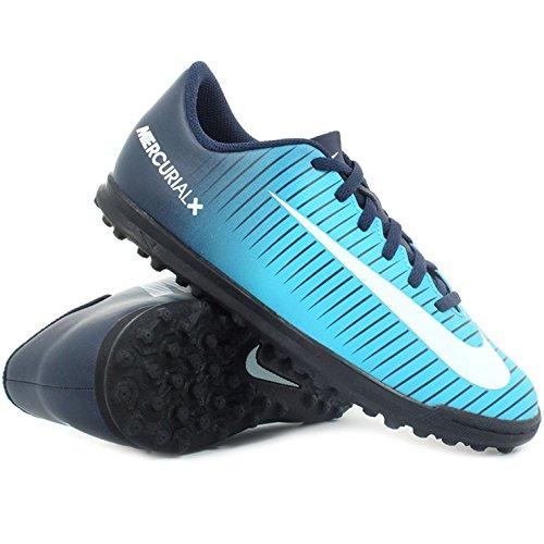 Nike - JUNIOR MercurialX Vortex III TF Play Ice Pack tg(37.5 )