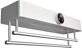 LYzpf Diseñador Baño Radiador Toallero Electrico El Ahorro de Energía Estantes Montados Moderno Calefactable Calefactor Calefaccion Casa Tendedero