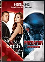 Mr and Mrs Smith / Predator (Hers and His Feature)