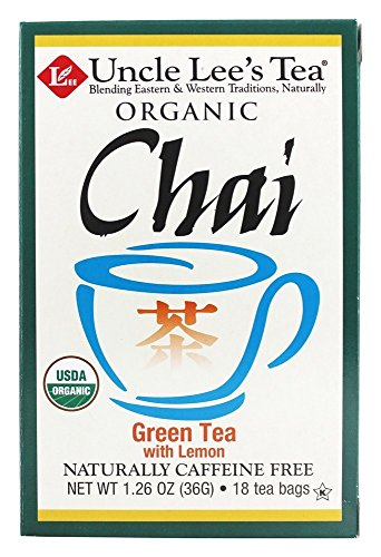 Uncle Lee's Green Chai Tea