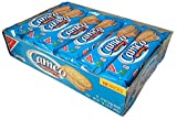 4 Boxes of 12 Packs Cameo Creme Sandwich Cookies (48 Sleeves) by Nabisco