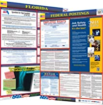 Osha4less Laminated Florida State and Federal Labor Law Poster (FL-CB)