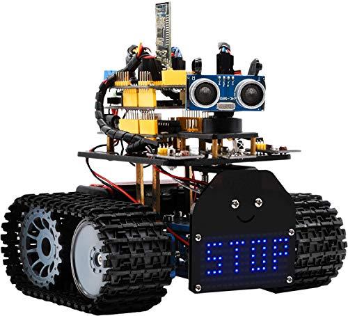 KEYESTUDIO Mini Tank Robot V2 Smart…