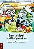 Bewusstsein unabhängig vom Gehirn: Eine Literatursichtung mit Blick auf Willensfreiheit und einen möglichen Paradigmenwechsel (Wissenschaftliche Beiträge aus dem Tectum Verlag: Philosophie 38)