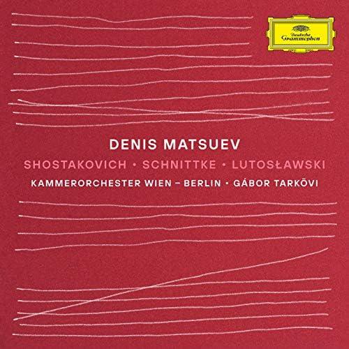 Denis Matsuev, Gabor Tarkövi, Kammerorchester  Wien-Berlin & Rainer Honeck