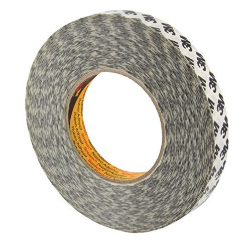 3M 9086 doppelseitiges Klebeband, 5 oder 50 m, verschiedene Breiten wählbar / 6 mm x 50 m