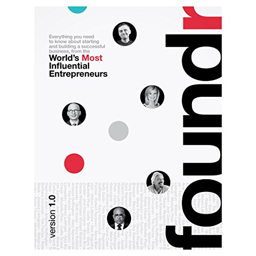 Foundr Version 1.0 audiobook cover art
