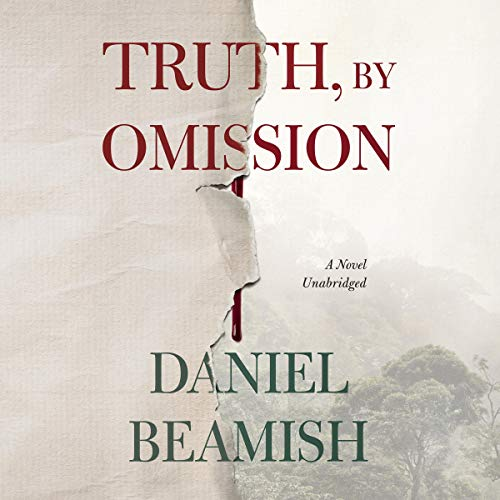 Truth, by Omission audiobook cover art