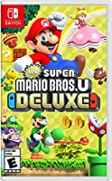 New Super Mario Bros. U Deluxe (輸入版:北米)- Switch