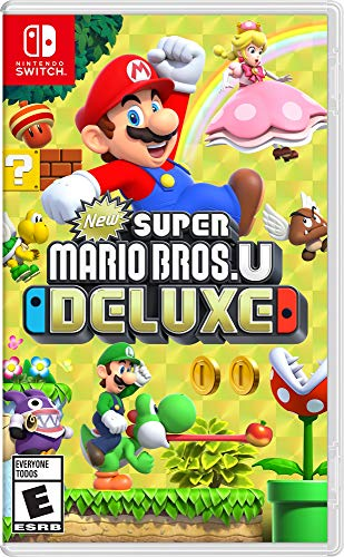 Nintendo New Super Mario Bros - Nintendo Switch