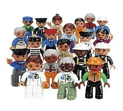 LEGO Education DUPLO Community People Set