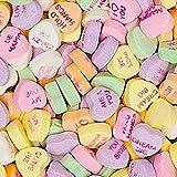 Candy Shop Conversation Hearts - 1 lb Bag (1)