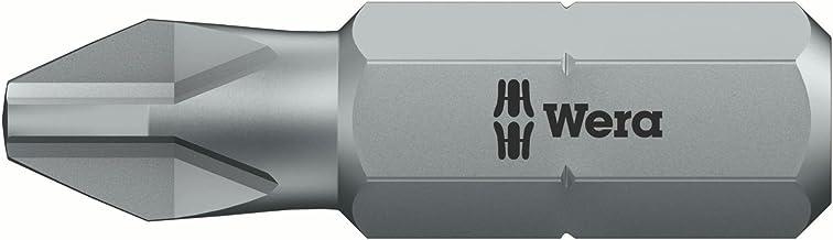 Wera 5073305001 Series 1 851.1 Z SB Sheet Metal Bit, Phillips 2 (Pack of 5)
