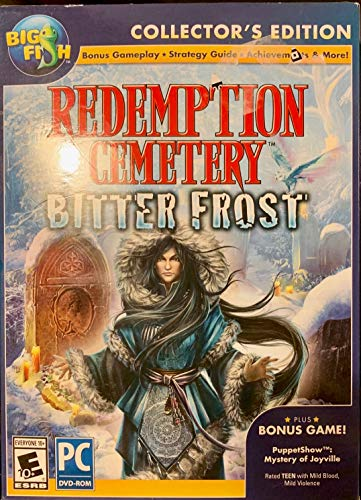 Redemption Cemetery Bitter Frost Collector's Edition