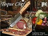 Trancheuse Universelle pour GAUCHER Guillotine à Saucisson Toque Chef By Le Berger...