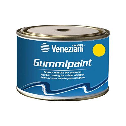 Osculati 65.009.01GI - Vernice elastica Gummipaint gialla (Paint yellow)