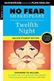 Twelfth Night: No Fear Shakespeare Deluxe Student Edition (Volume 10)
