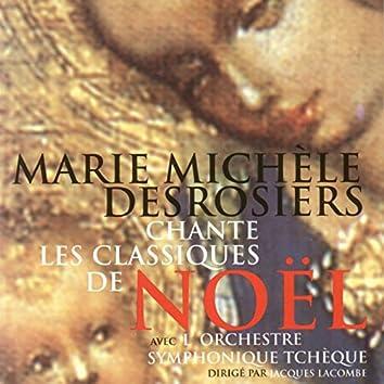 Marie-Michèle Desrosiers chante les classiques de Noël