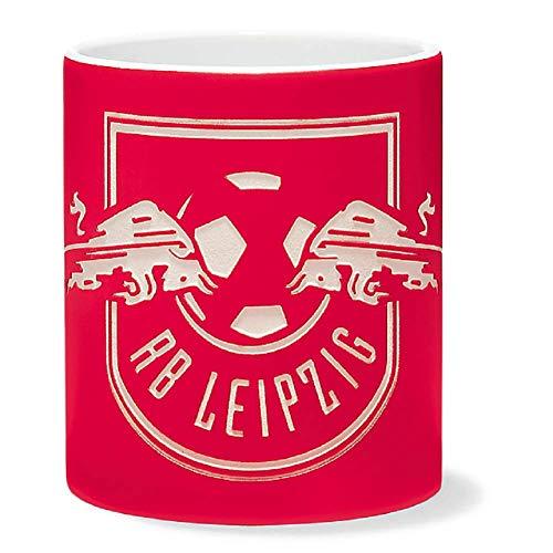 RB Leipzig Sand Crest Tasse (one Size, rot)