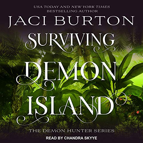 Surviving Demon Island cover art