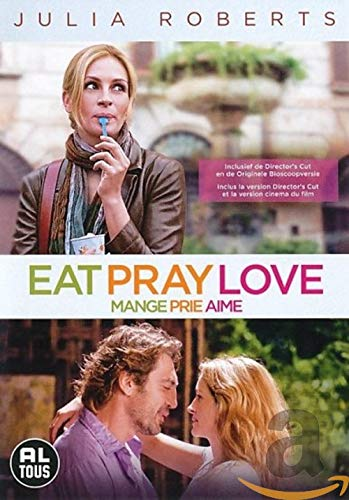 Eat Pray Love - DVD