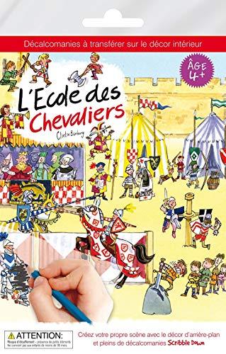 4M Decalco Ecole des Chevaliers