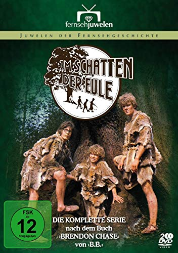 Im Schatten der Eule (Brendon Chase) - Die komplette Serie in 13 Teilen (Fernsehjuwelen) [2 DVDs]