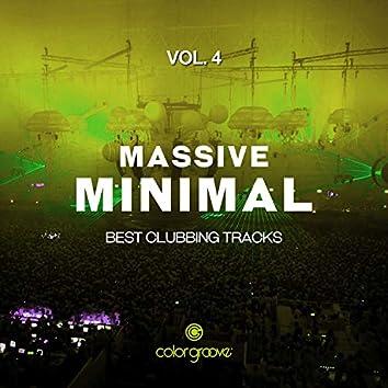 Massive Minimal, Vol. 4 (Best Clubbing Tracks)