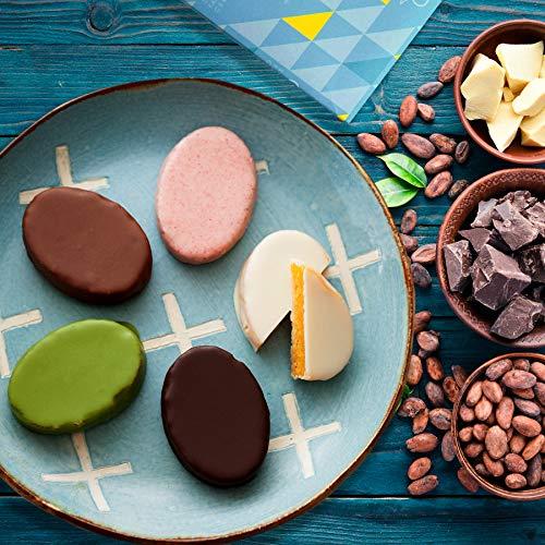 【ギフト・内祝に】安納芋トリュフチョコレート10個入(各2個入)