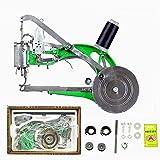ECO-WORTHY Máquina de reparación manual de zapatos, Máquina de coser zapatos, Máquina de reparación de calzado