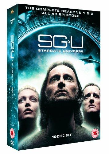 Stargate Universe: The Complete Series [Edizione: Regno Unito] [Edizione: Regno Unito]
