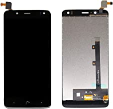 JayTong LCD Display & Replacement Touch Screen Digitizer Assembly with Free Tools for BQ Aquaris U2 Black