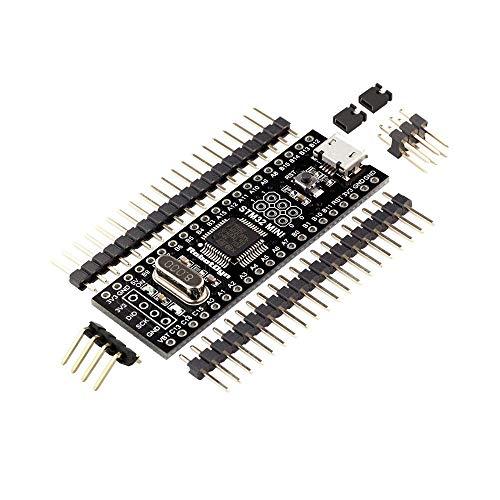 YINCHIE Mukuai22 STM32F103C8T6 64KB Twinkling STM32 Brazo Cortex-M3 Minifetia Sistema de Desarrollo STM Firmware Bricolaje