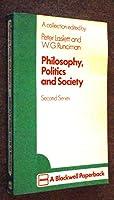 Philosophy, Politics and Society: Series 2