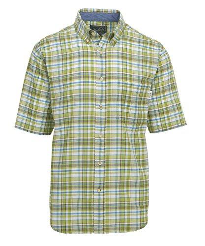 WOOLRICH Herren Timberline Modern Fit Hemd - Mehrfarbig - Klein