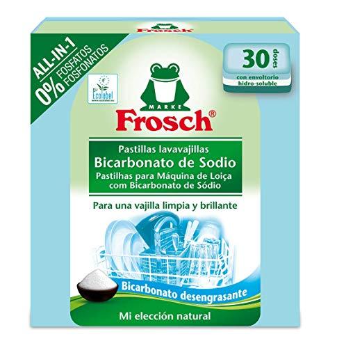 Frosch Lavavajillas a Maquina Pastillas
