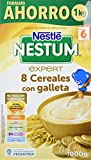 NESTLE Nestum Expert 8 Cereales con Galleta 1000 g