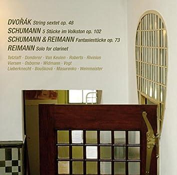 Antonin Dvorak & Robert Schumann & Aribert Reimann (Live)