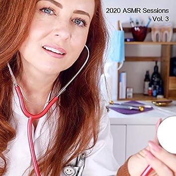 2020 Asmr Sessions, Vol. 3