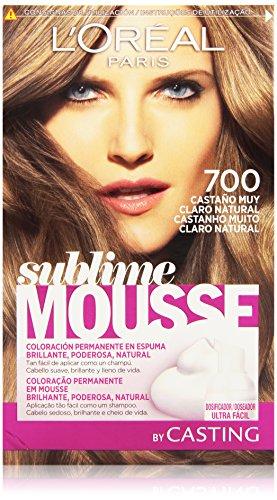 L'Oréal Paris Sublime Mousse Coloración Permanente