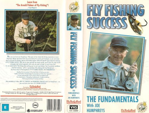 Fly Fishing Success: The Fundamentals [VHS]